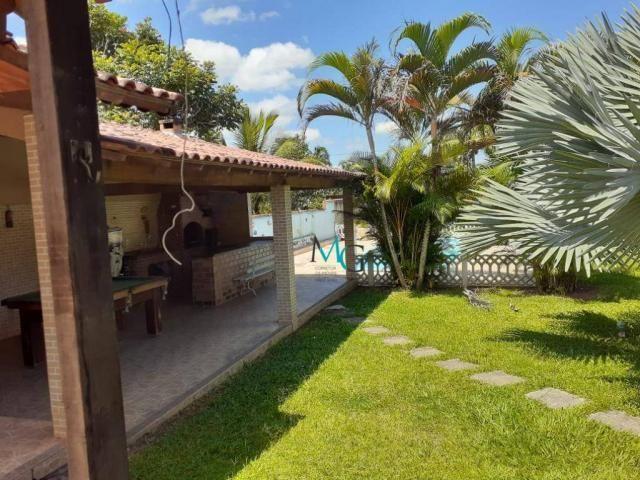 Sítio com 3 dormitórios, 4000 m² - venda por R$ 580.000,00 ou aluguel por R$ 4.500,00/mês  - Foto 5