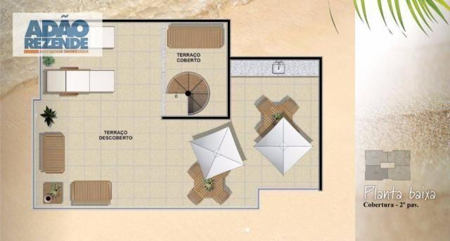 Cobertura residencial à venda, Baixo Grande, São Pedro da Aldeia. - Foto 3