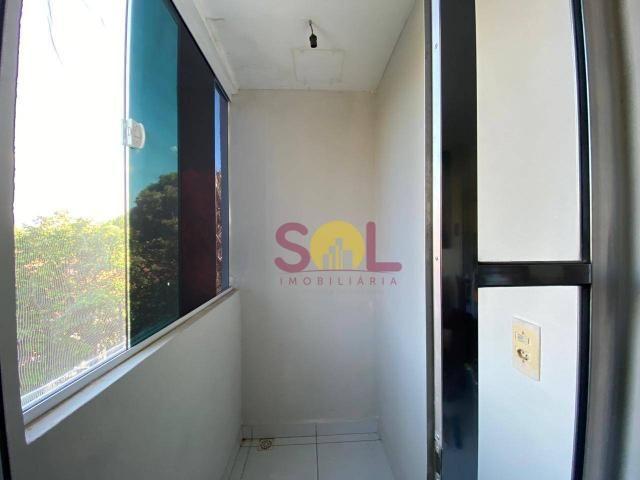 Apartamento à venda, 57 m² por R$ 169.000,00 - Uruguai - Teresina/PI - Foto 20
