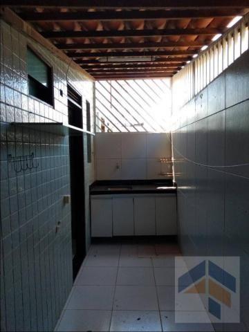 Apartamento Duplex com 3 dormitórios à venda, 107 m² por R$ 345.000,00 - Bessa - João Pess - Foto 6