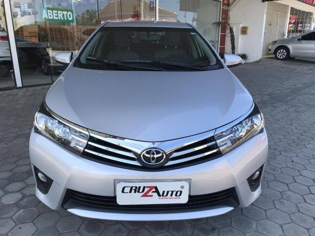 Toyota Corolla XEI 2.0 Flex Automático 2016 (Apenas 35.044km) Único Dono! - Foto 3