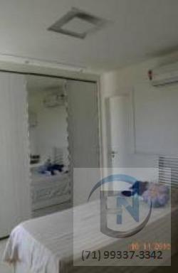 Apartamento para Venda em Salvador, Patamares, 4 dormitórios, 4 suítes, 5 banheiros, 4 vag - Foto 11