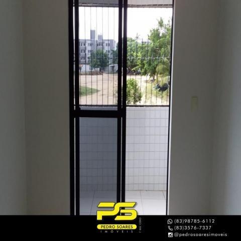 Apartamento com 3 dormitórios à venda, 85 m² por R$ 220.000 - Jardim Cidade Universitária  - Foto 5