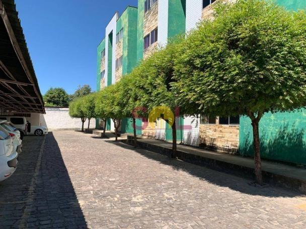 Apartamento à venda, 57 m² por R$ 169.000,00 - Uruguai - Teresina/PI - Foto 2
