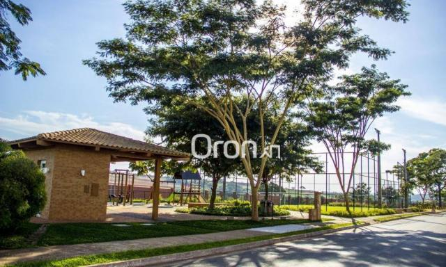 Terreno à venda, 653 m² por R$ 760.000,00 - Jardins Milão - Goiânia/GO - Foto 20