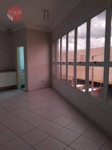 Sala para alugar, 30 m² por r$ 1.000/mês - jardim califórnia - ribeirão preto/sp - Foto 5
