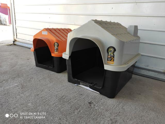 Casinhas de cachorro temos n. 1,2,3 e 4 - Foto 4
