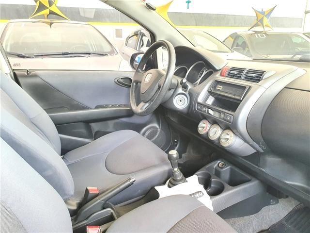 Honda Fit 1.4 lx 8v gasolina 4p manual - Foto 7