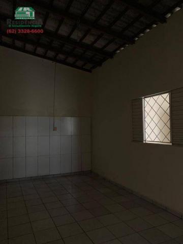 Casa com 2 dormitórios para alugar, 68 m² por R$ 450/mês - Vila Góis - Anápolis/GO - Foto 6