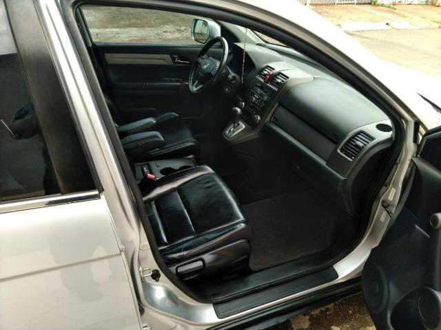 Honda CRV exl 2.0 4x4 impecável !! Mais top da categoria. Couro + teto solar - Foto 4