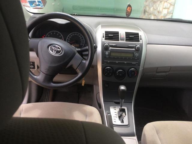 Corolla xli flex 2011/2012 - r$ 43.000,00 - Foto 7