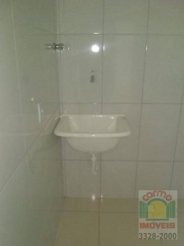 Apartamento com 1 dormitório para alugar, 50 m² por R$ 650,00/mês - Setor Central - Anápol - Foto 8