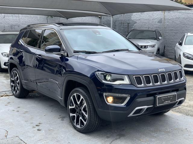 Jeep Compass limited diesel 2018/2019 - Foto 7