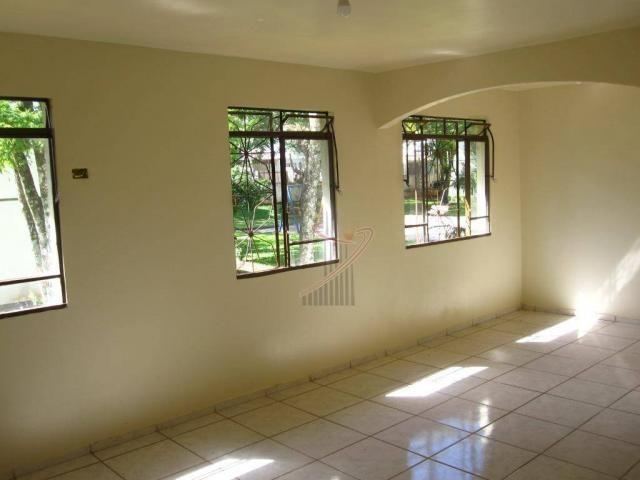 Apartamento com 3 dormitórios para alugar, 53 m² por R$ 900/mês - Jardim Alice I - Foz do  - Foto 4