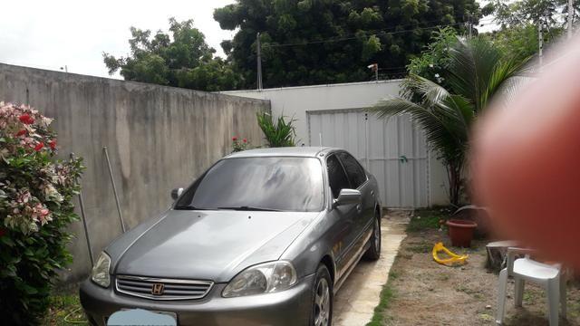 Honda Civic R$9.500 - Foto 3