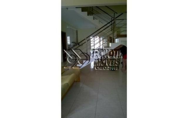 Lindo Sobrado com Piscina e Suite Master com Hidro - Golden Park- Hortolândia - Foto 14