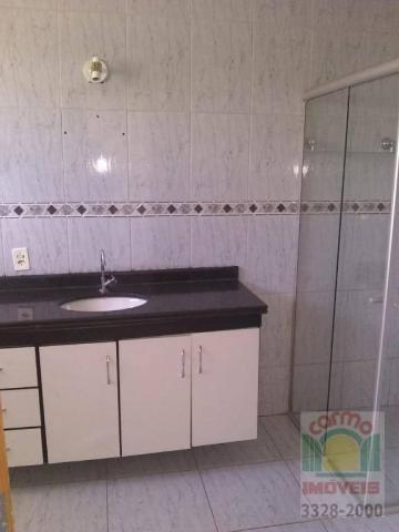 Casa com 3 dormitórios para alugar, 132 m² por R$ 1.600,00/mês - Parque Brasília 2ª Etapa  - Foto 10