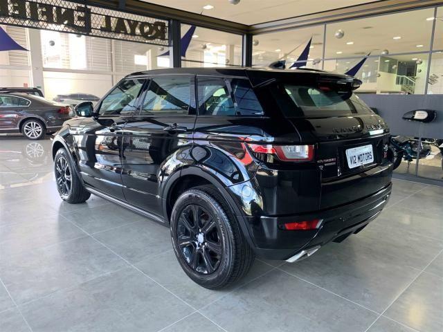 RANGE ROVER EVOQUE 2017/2017 2.0 SE DYNAMIC 4WD 16V GASOLINA 4P AUTOMÁTICO - Foto 3