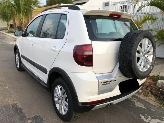 VW Crossfox i motion 1.6 mi t.flex 2014 - Foto 4