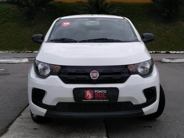 GX! Fiat Mobi Like 1.0 2015 - Foto 2