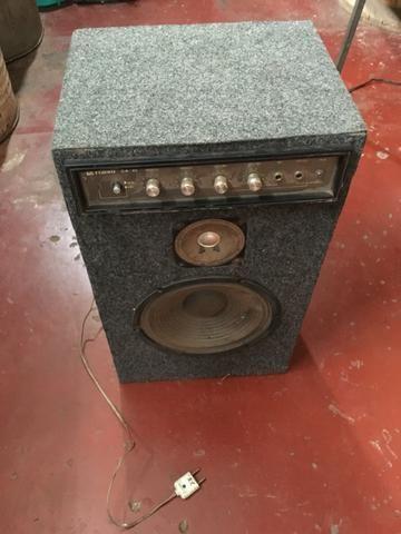 Caixa de som amplificada - Foto 3