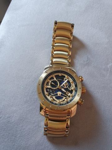 Relógio Bvulgari
