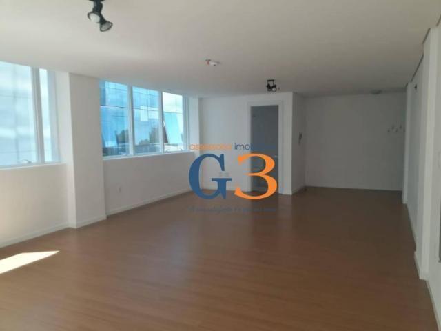 Sala para alugar, 48 m² por r$ 1.800,00/mês - três vendas - pelotas/rs - Foto 10