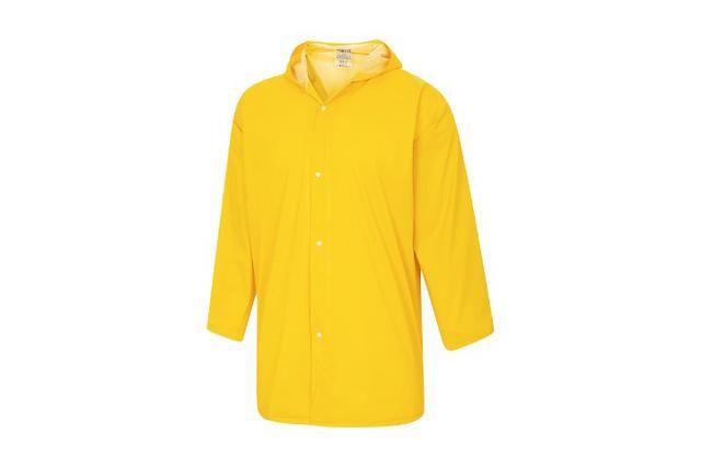 Capa de Chuva Amarela - Foto 2