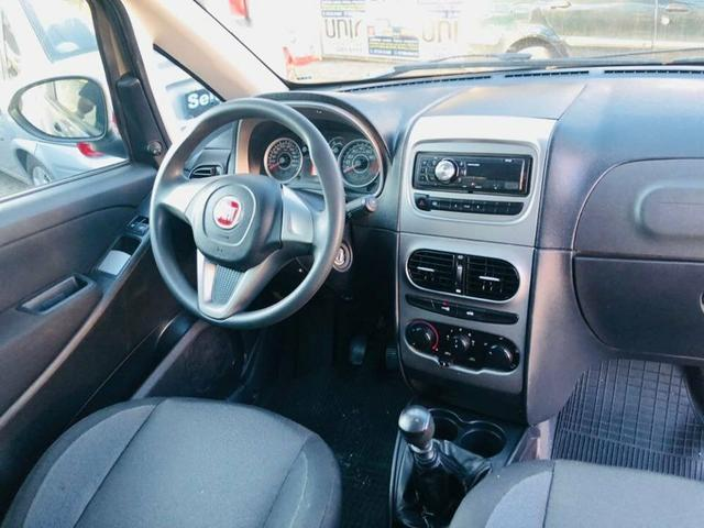15. Fiat Idea 2016 Prata - Foto 2