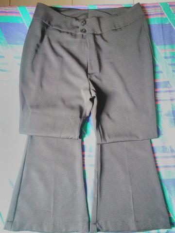 Calça social pantalona - nova - Foto 3