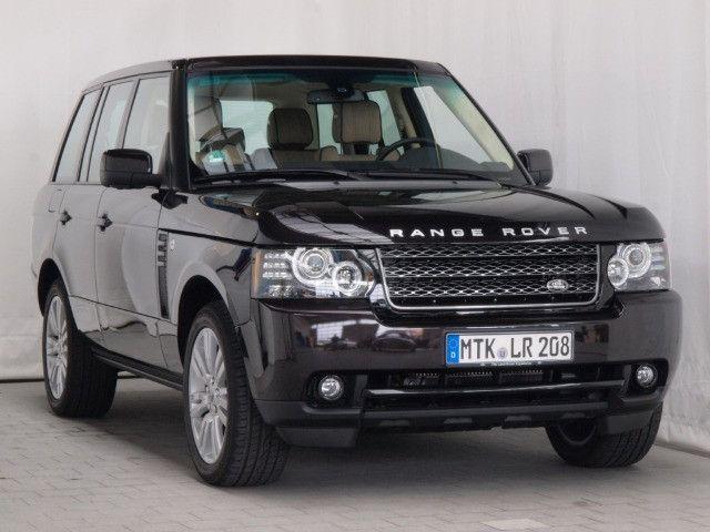 Sucata Range Rover Vogue Para Vendas de Peças - Foto 6