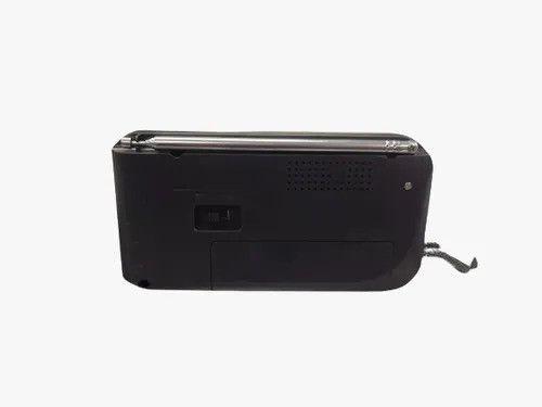 R$59,90 - Rádio Bolso Portátil Am Fm Lelong Le-653 Com Fone De Ouvido - Foto 5