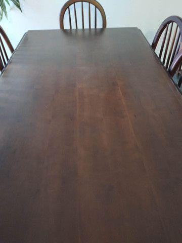 Conjunto Mesa de jantar com 8 cadeiras - Foto 3