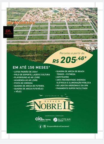 Lotes 6 x 25 m² >> Espaço Nobre II @@ - Foto 11