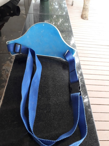 Suporte de cintura para vara de pesca - Foto 2