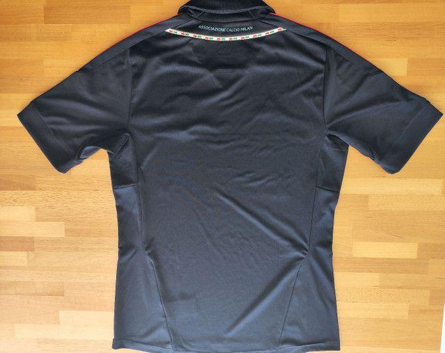 Camisa Milan - 12/13 - Foto 2