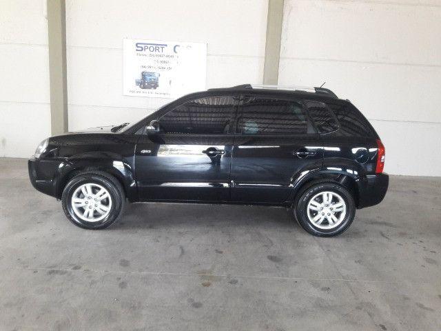 Hyundai tucson gls 2.7 v6 4x4 ano 2007 -automatica - valor: 29.999,99 - Foto 6