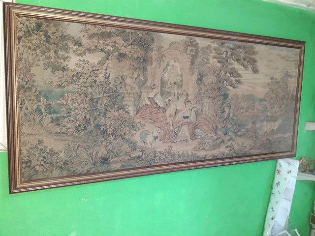 quadro tapeçaria