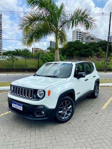 Jeep renegade 1.8 Sport automático