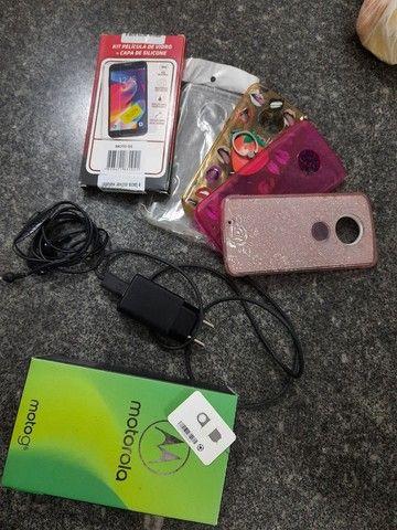 Motorola G6 OURO ROSE, 64gb 4Ram - Foto 4