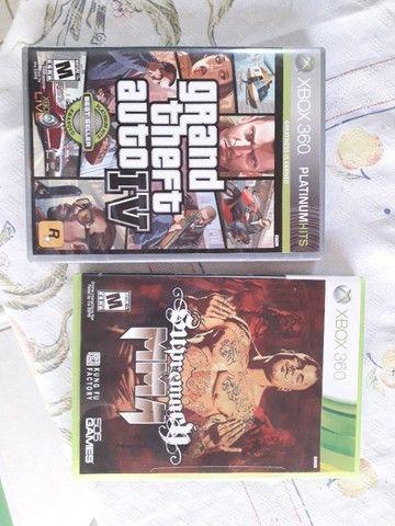Xbox 360 completo e desbloqueado - Foto 3