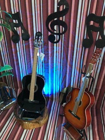 GN- 15 violão Nailon (preto e Natural)  em 6 vezes sem juros *Promoção!!!*  - Foto 2