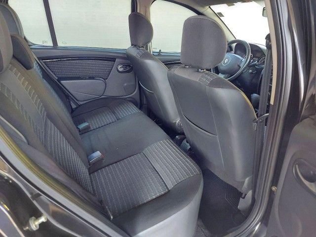 Sandero 2012 1.6 Privilege Automático  - Foto 12