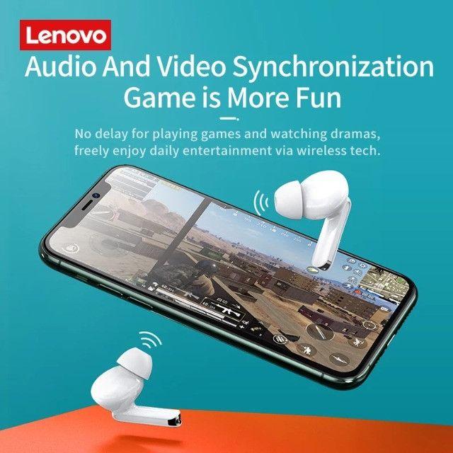Fone Lenovo XT90 Wireless Earphone Bluetooth 5.0 - Original - Foto 4
