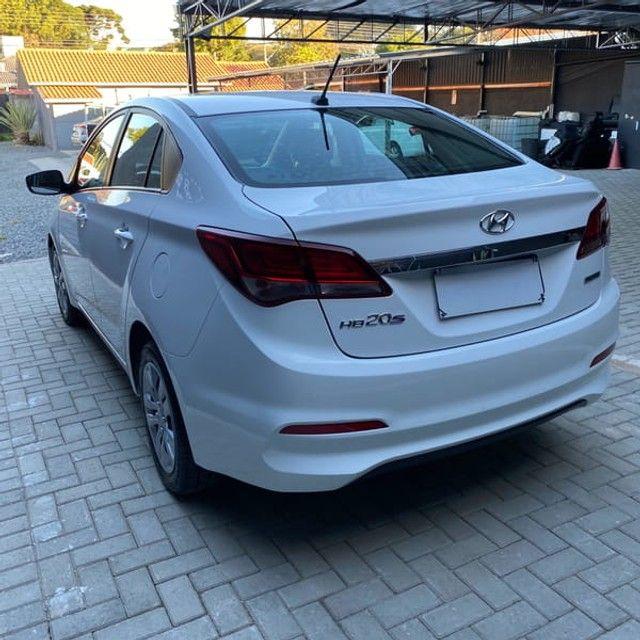 Hyundai HB20S 1.0M COMF - Foto 7