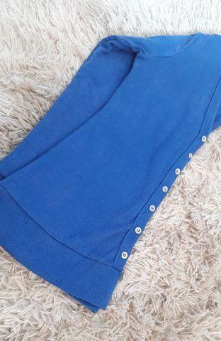 Casaco blusa de frio linda  - Foto 4