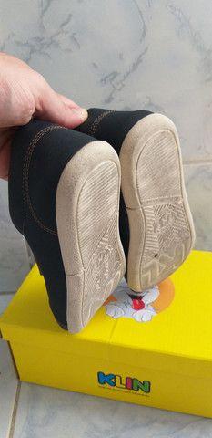 Sapato infantil masculino CARUARU número 32 - Foto 4
