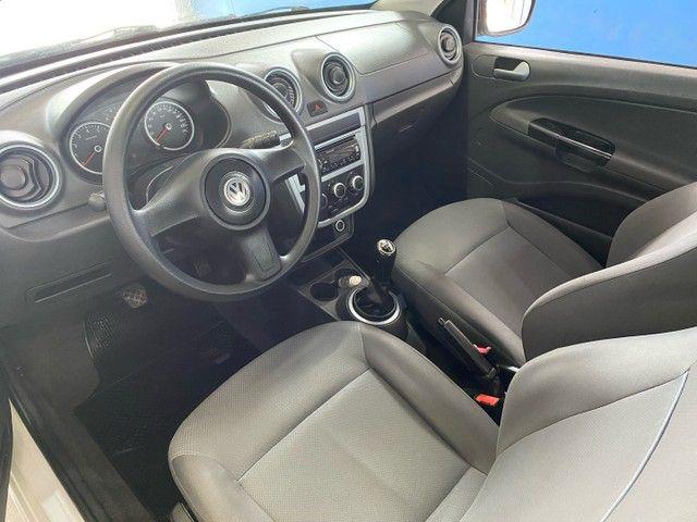 VW Saveiro 1.6 CAB ESTENDIDA 2012 completo  placa i  - Foto 4