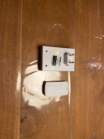 Campainha Eletrônica Sem Fio DNI - Usada e Perfeita - Foto 3