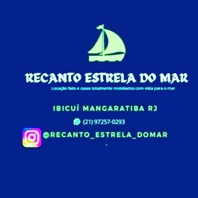 Locação de flats e casa - Ibicuí Mangaratiba